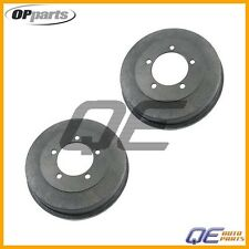 Set of 2 Brake Drum Chrysler Sebring Mitsubishi Eclipse Galant Dodge Stratus