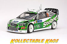1:18 SunStar - 2007 Rally Ireland - Ford Focus RS WRC - #9 J.M.Latvala/M.Anttila