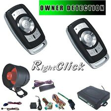 Car Alarm Auto Lock/Unlock Owner Detection  AL810-UPKE