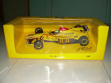 BRAND NEW MINICHAMPS 1/18 JORDAN 197 PEUGEOT SCHUMACHER 1997 RACING VERSION