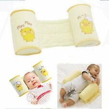 Sleep Head Positioner Baby Pillow Cute Yellow Cotton Soft Chicks Anti-rollover