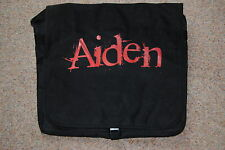 AIDEN KNIFE LOGO MESSENGER BAG NEW CONVICTION KNIVES NIGHTMARE ANATOMY DISGUISES