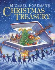 Michael Foreman's Christmas Treasury-ExLibrary
