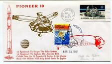 1972 Pioneer 10 Spacecaft Solar System Asteroid Belt Cape Canaverla Houston NASA