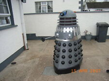 Build your own full size Dalek. Doctor Who. Great winter project.