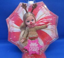 Barbie~Kelly~Happy Holiday~2008~Reindeer~MIP