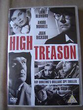 High Treason -  Kenneth Griffith, Liam Redmond, Joan Hickson, Andre Morell