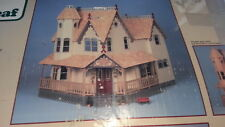 1/12 Greenleaf pierce wood dollhouse kit - Complete - Open box = lower price