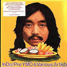 Pre YMO & Various Artists - InDo - Japan Mini LP CD NEW
