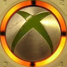 XBOX 360 Controller LED Mod - BUY 2 GET1 FREE - Ring Of Light ROL Bright Orange