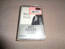 Robyn Hitchcock - Black Snake Diamond Role - Cassette Tape - Sealed Copy