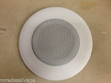 """Atlas Sound T720-4BT 4"""" Baffle For Blind Mount Enclosure, Made in USA, White,New"""