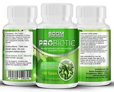 Probiotics Tablets 10 Billion CFUS 120 Capsules | #1 Rated Probiotics Tablets
