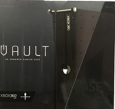 Calibur11 Licensed Vault for XBox360 Base Case Model Black - Brand New