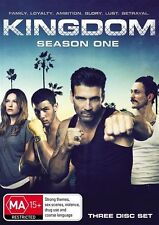 Kingdom - Season 1 : NEW DVD
