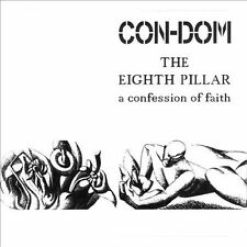 Eighth Pillar: A Confession Of Faith [Digipak] by Con-Dom (CD, Oct-2008,...