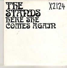 (CN53) The Stands, Here She Comes Again - 2003 DJ CD