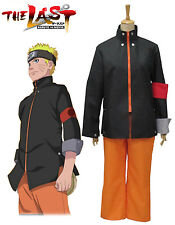 THE LAST -NARUTO THE MOVIE Naruto cosplay Costume Anime Whole set