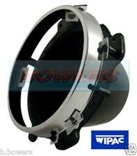 "WIPAC S5538 5 3/4"" HEADLIGHT HEADLAMP PLASTIC BACKING BOWL + FIXINGS RETAINER"