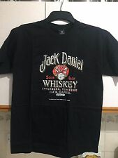 ORIGINAL JACK DANIELS MEDIUM  ORIGINAL BLACK   T/ SHIRT  FROM 2009