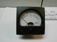 MODEL 201 WESTON METER 0-3 SPECIAL SCALE FS=200UA     NEW OLD STOCK