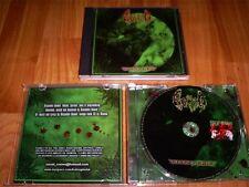 BOKRUG - Nefandus Numine (CD, 2013) Brutal Death Metal/Grindcore from Argentina