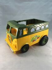 Vintage 1988 TMNT Teenage Mutant Ninja Turtles Party Wagon Van Vehicle