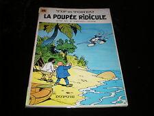 Will / Rosy : Tif et Tondu 11: La poupée ridicule Edition Dupuis DL 1975