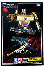 Transformers Masterpiece Takara  MP5G MP05G Megatron Limited Gold Edition Rare