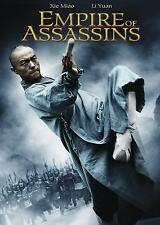 Empire of Assassins (DVD) Li Yuan, Xie Miao NEW