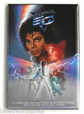 Captain Eo FRIDGE MAGNET (2 x 3 inches) movie poster michael jackson