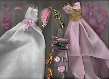 BARBIE I CAN BE A ACTRESS AND A BRIDE DOLL OUTFITS MINT