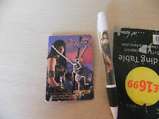 Xena Warrior Princess necklace & pen