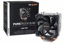 Be quiet! BK008 pure rock slim cpu cooler dissipateur de chaleur & fan 120W tdp-intel/amd