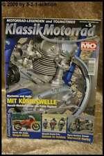 Klassik Motorrad 5/09 Ducati Magni BMW Yamaha TZ 750