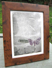 Unique 2006 Etching by Janice Ellis-Brown 'Fragments B' Signed & Framed