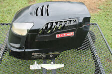 CRAFTSMAN LT2000 RIDING LAWN MOWER COMPLETE HOOD 683-04619-0691 GRILL  931-07668