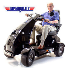 ME:GO Electric Mobility Vehicle Fast Heavy Duty Golf Cart MEGO + MP3 Player & FM