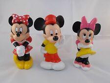 """Playskool Baby Walt Disney Mickey & Minnie Mouse Figure Toy 5.5"""""""