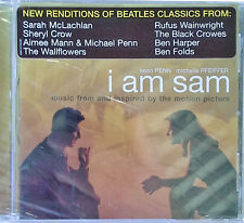 I AM SAM - NEW RENDITIONS OF BEATLES CLASSICS - CD SOUNDTRACK - STILL SEALED