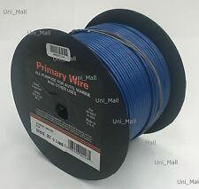 New DEKA 14AWG 50 FT Blue Primary Wire Rated 80 degree C, Made in USA