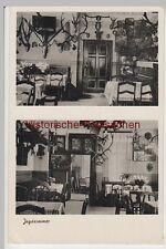 (90899) AK Gasthaus zum Trusetaler Wasserfall, Jagdzimmer 1951