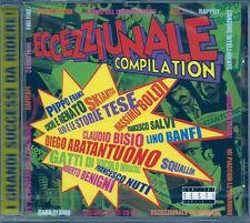 Eccezziunale Compilation (2004) CD NUOVO Cochi e Renato. Diego Abatantuono Bisio
