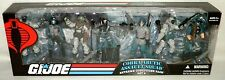 COBRA ARCTIC ASSAULT SQUAD Extreme Conditions 25th Exclusive Set #2, 7 Figures