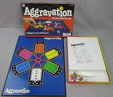 MB Aggravation The Classic Marble Race Game 1999 Complete