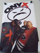 "ONYX / Original Poster ""1993"" - #6145 / Exc. new cond.- 22 x 34"""