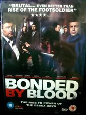 Bonded By Blood (DVD, 2011) REGION 2 DVD ONLY! WORLD SHIP AVAIL!