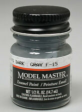 Testors Model Master Dark Gray FS36176 1/2 oz Enamel Paint 2036 TES2036