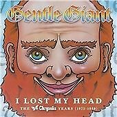 Gentle Giant - I Lost My Head (2012)