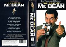 (VHS) The Best Bits of Mr. Bean -  Köstliche Episoden mit Rowan Atkinson...